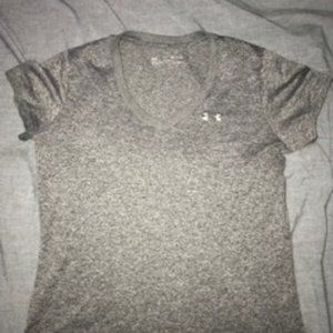 Gray Under amour shirt